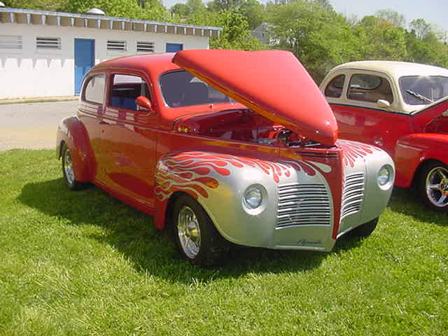 Kingsport Antique And Rod Club Pictures