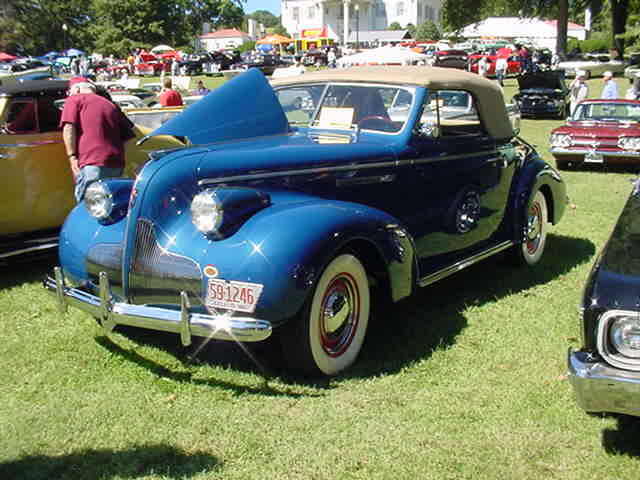 Don Thornton Cadillac >> Kingsport Antique and Rod Club - Pictures