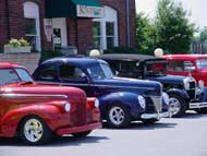 Kingsport Antique And Rod Club Wilderness Trail Rod Run 2004